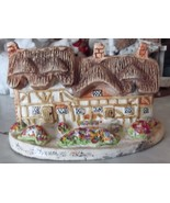 Avon Anne Hathaway's Miniature Cottage Hand-Painted made in England - $9.49