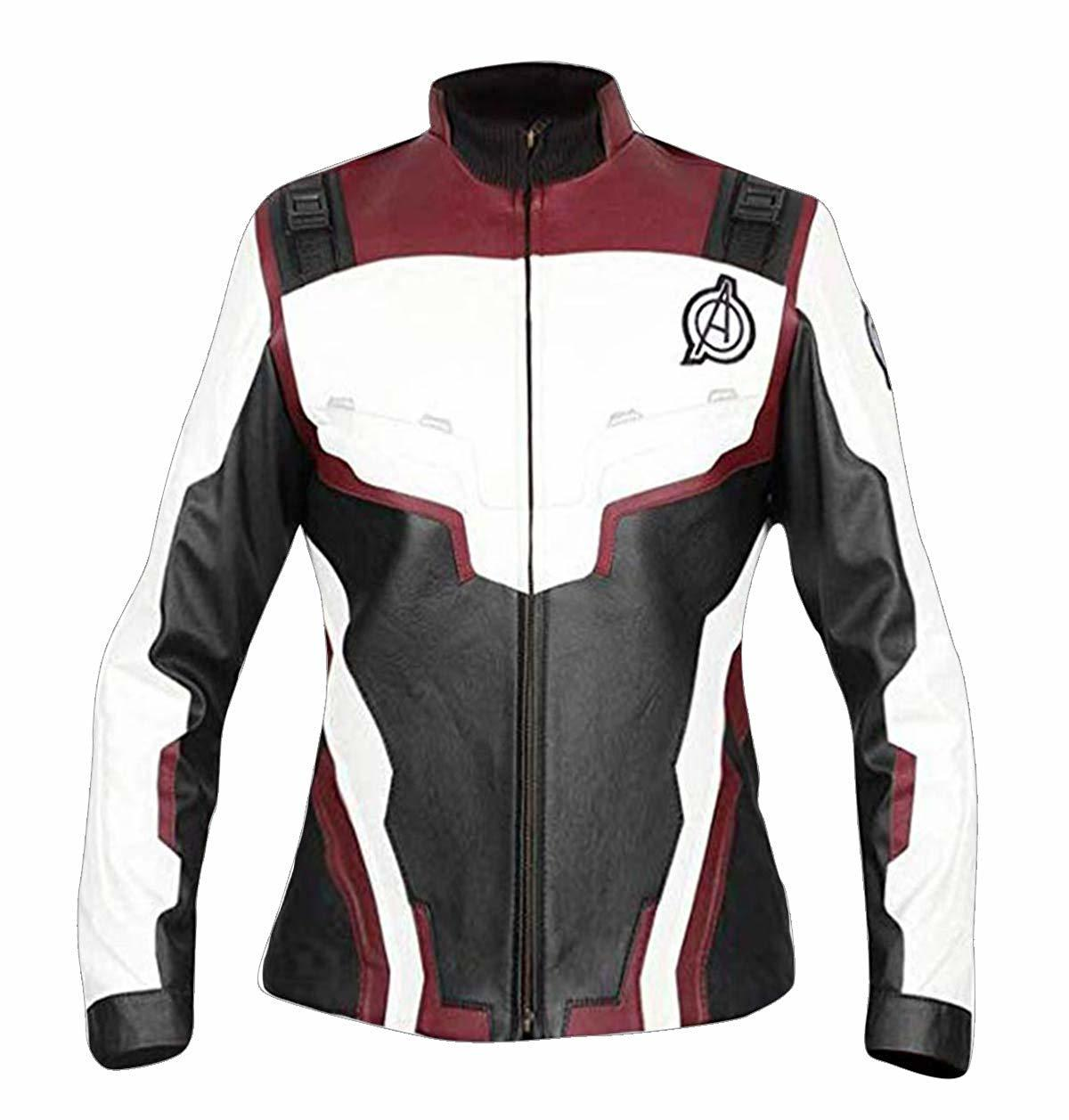 Quantum realm avenges endgame womens jacket
