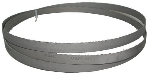 "Primary image for Magnate M79M34W14 Bi-metal Bandsaw Blade, 79"" Long - 3/4"" Width; 14 Wavy Tooth;"