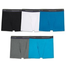 Boys Fruit of the Loom Signature 5-Pack Stretch Boxer Briefs, Boy's, Siz... - $12.49