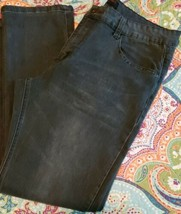 Brooklyn Laundry Brand ~ Men's Size 36 x 30 ~ Black ~ Cotton Blend Pants - $23.76
