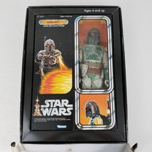 "2004 Star Wars The Original Trilogy Collection 12"" BOBA FETT Figure - $98.95"