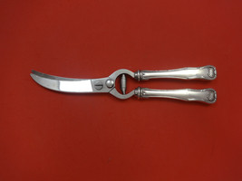 """King by Kirk Sterling Silver Poultry Shears 10 1/4"""" - $246.05"""