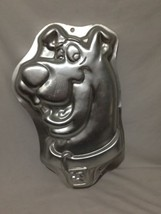 Vintage 1999 Wilton Scooby Doo Cake Pan 2105-3206 Indonesia 15 IN X 10 IN - ₨931.76 INR