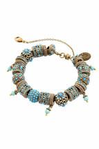 Bracelet a breloques Michal Negrin, cristaux de Swarovski # 100174390008 - $380.48