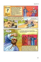 The Catholic Comic Book Bible: Acts of the Apostles image 5
