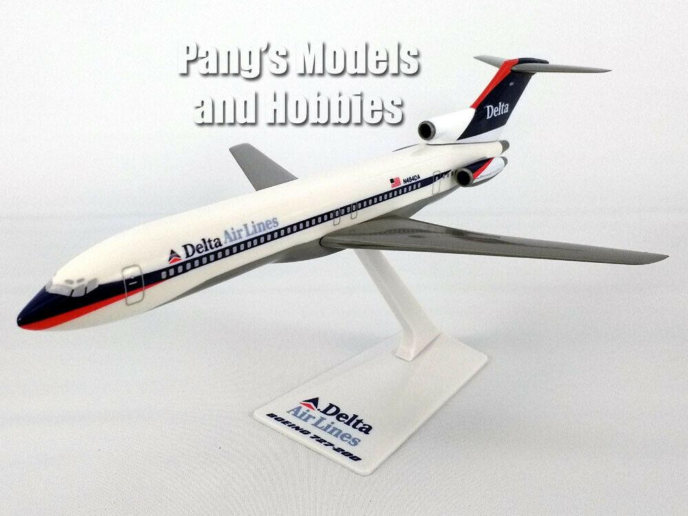 Boeing 727-200 (727) Delta Shuttle 1/200 Scale Model by Flight Miniature - $29.69