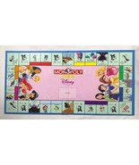 Monopoly Junior Jr DISNEY PRINCESS Replacement BOARD Parts Pieces  - $4.89