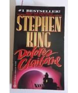 Dolores Claiborne Stephen King paperback 1993 - $7.65