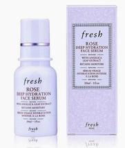 Fresh Rose Deep Hydration Face Serum Full Size 1 Oz Fresh! In Box ! Authentic! - $49.99