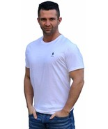 Polo Ralph Lauren Crew Neck Modern Classic-Fit T-Shirt Mens NEW White M L XL XXL - $29.99
