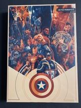 "Marvel MCU By Matt Taylor 20x28 Mondo Puzzle ""2020 Edition""  Brand New a... - $52.20"