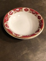 """Vintage MADDOCK small Saucer Serving Bowl 4"""" Made in England - $5.94"""