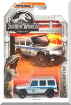 Matchbox -'14 Mercedes-Benz G 550: Jurassic World - Fallen Kingdom (2018... - $4.00