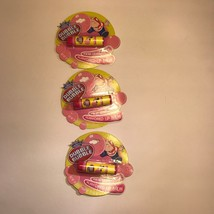 LIP BALM LOT 3pc Set DUBBLE BUBBLE Grab Bag/Halloween Giveaway Pink Lemo... - $9.99