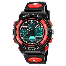 SOKY Birthday Gifts for 6-15 Year Old Girls, LED 50M Waterproof Sports D... - $19.96