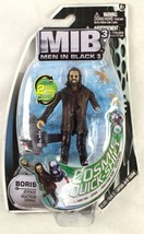 Men in Black 3 - Cosmic Quick-Shift Action Figure - Boris & Jetpack NEW - $6.91