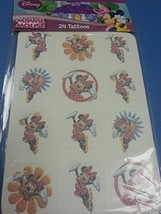 Unique Minnie Mouse Party Birthday Tattoos Decoration Favors Treats Club... - $11.83