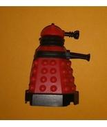 LEGO Dr Who Dalek UK Lego company Red BBC - $15.83