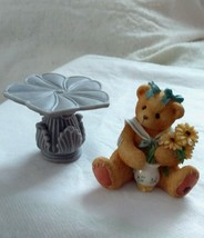 """Cherished Teddies BROWN-EYED SUSAN """"Love Stems From Our Friendship"""" 1996... - $9.49"""