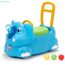 Little Tikes Scoot-Around Animal Riding Toy, Elephant - $74.31