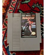RoboCop (Nintendo NES, 1989) - cartridge only - tested and working - $6.44