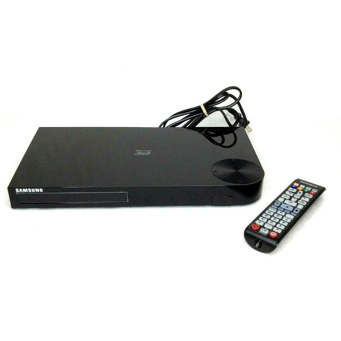 SAMSUNG BD-H6500 3D Smart Wi-Fi Blu-ray DVD Player Wireless Internet Streaming - $65.42