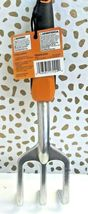 Fiskars Cultivator Soil Prep & Weeding Ergo handle ,   new with tags  -store image 3