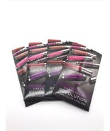 4x URBAN DECAY Revolution High Color Lip Gloss Failbait, Punch Drunk, Sc... - $14.84