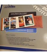 PIONEER JUMBO DELUXE 20 PAGE PHOTO ALBUM. New, never been used  - $23.00