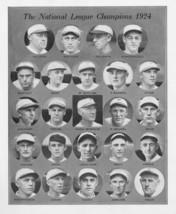 1924 NEW YORK GIANTS NY 8X10 TEAM PHOTO BASEBALL PICTURE MLB - $3.95