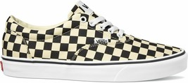 MEN'S VANS DOHENY VN0A3MTFIB8 (CHECKERBOARD) BLACK/CLASSIC WHITE DS NEW - €34,20 EUR