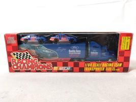Racing Champions Dale Jarret #88 Ford Quality NASCAR 1:64 Team Transport 1996 - $22.50