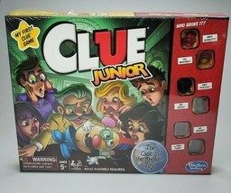 Hasbro Gaming Clue Junior Game New Sealed - $26.99