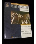 The Best Of Lynyrd Skynyrd Songbook Hal Leonard Guitar  - $14.99
