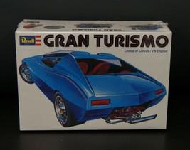 Revell GRAN TURISMO 1/25 Scale Plastic Model Kit, Factory Sealed, NIB, L... - $40.46