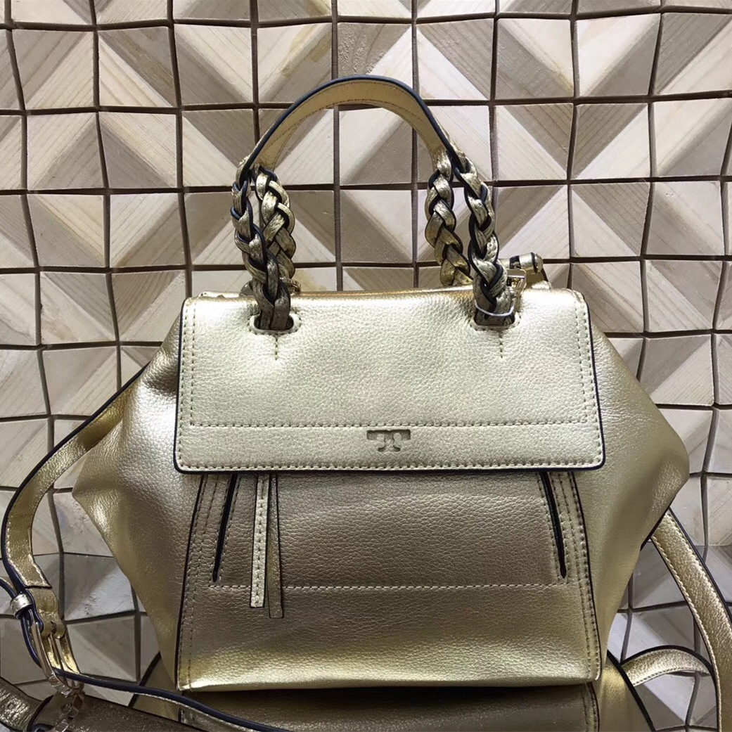 d1746d67594 New Tory Burch Half Moon Small Satchel and 50 similar items. Img 1101