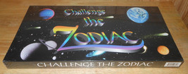 Challenge the Zodiac Astrology Planetary System Board Game Patti Rockbur... - $15.66