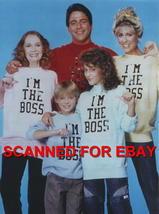 Alyssa Milano Tony Danza Judith Light Cast Of Who's The Boss ? 8X10 Photo WB-216 - $14.84