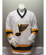 Vintage Local Hockey Jersey - The Blues # 11 by Projoy - Men's Extra Large - $49.00