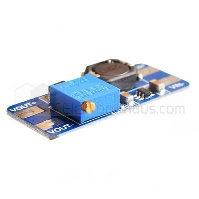 MT3608 2A Max DC-DC Step Up Leistungsmodul Booster Power Modul Für Arduino