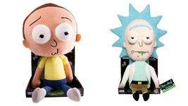 Rick and Morty Galactic Plushies XL - $79.19