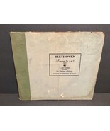 Beethoven Symphony 1 in C Columbia Masterworks M535 Record Album Set - $13.06