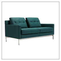 Coalesse/Steelcase Millbrae Lifestyle Two-Seat Lounge;3 fabrics+many colors - $3,127.04+