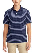 Polo Ralph Lauren Men's ClassicFit Performance Polo Striped Blue MU (XXL... - $69.29