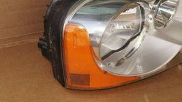 03-06 Volvo XC90 Xenon HID Headlight Head Lights Matching Set L&R - POLISHED image 4
