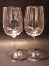 """(2) Rosenthal DiVino Wine Goblet BORDEAUX 9.5"""" H Holds 16 oz - $22.72"""