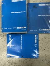 2009 Mazda RX-8 RX8 Service Repair Shop Workshop Manual Set W EWD & High... - $197.95