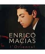 L'oriental Enrico Macias Parlophone 724353118327 CD NEW factory sealed - $19.79