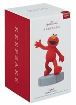 Hallmark  Elmo  Sesame Street  Magic Sound  Keepsake Ornament 2019 - $23.75